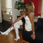 Shemale TV MRS VANESSA erotische massage Den Haag